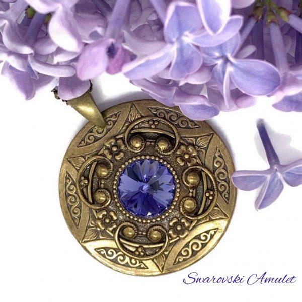 Lilac Swarovski