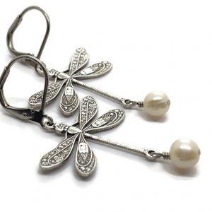 pearl-dragonfly-earrings