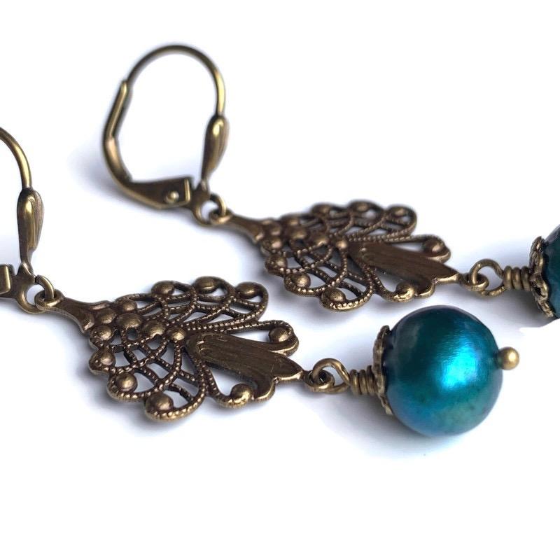 peacock-pearl-earrings