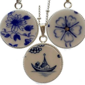 little China Blue Pendants
