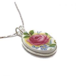 Minuet Floral Pendant