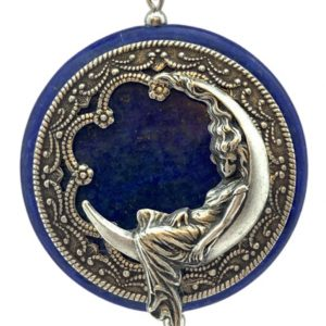 Lapis Moon Goddess